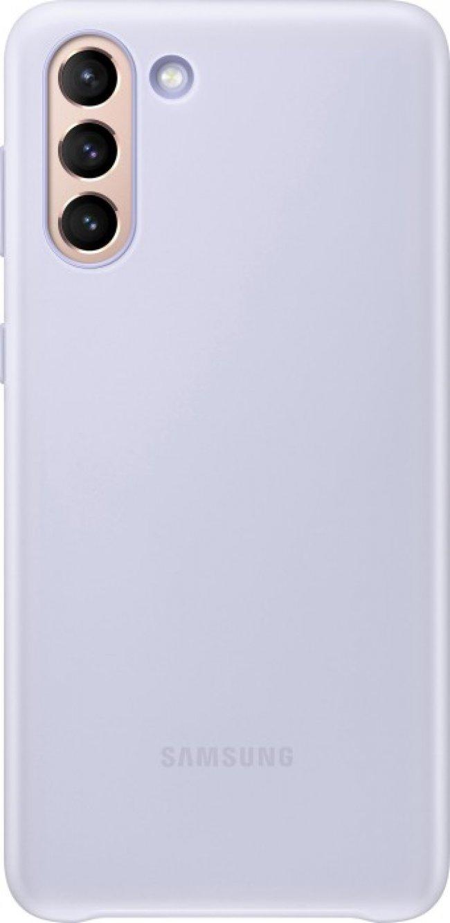 Калъф за Samsung Galaxy S21+  Smart Led Cover