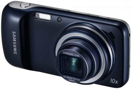 Фотоапарат Samsung Galaxy S4 Zoom LTE