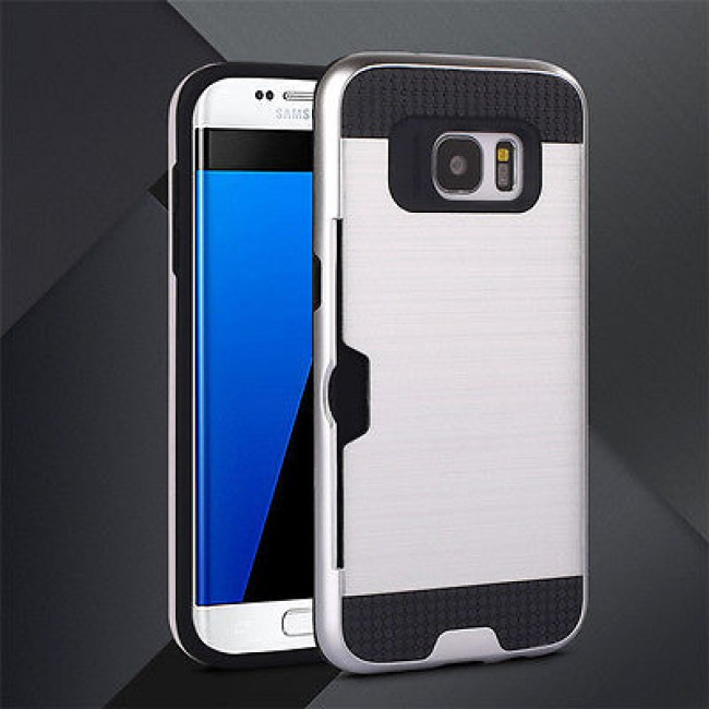 Калъф за Samsung Galaxy S7 BACK COVER BRUSH Protect
