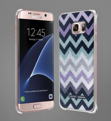 Калъф за Samsung Galaxy S7 edge Swarovski Case