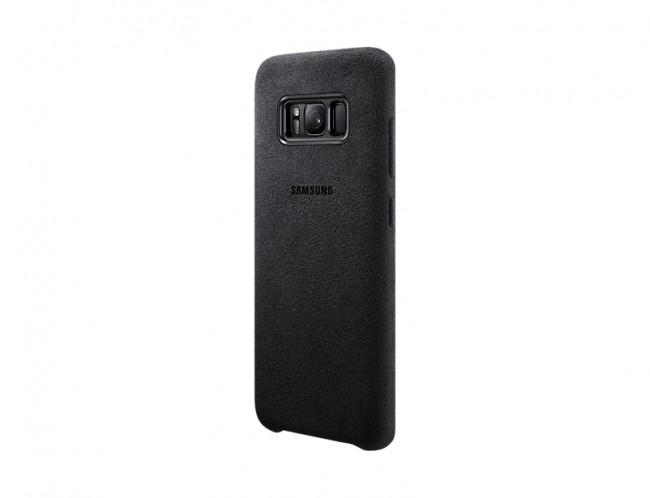 Калъф за Samsung Galaxy S8 G950 Alcantara Cover
