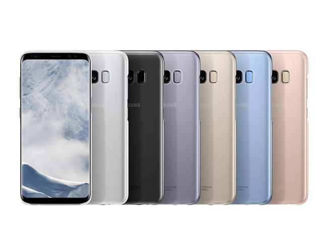Калъф за Samsung Galaxy S8 G950 Clear Cover