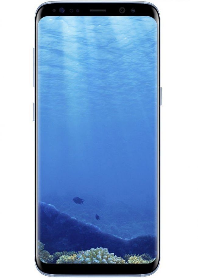 Samsung Galaxy S8 G950 Dual SIM Снимки
