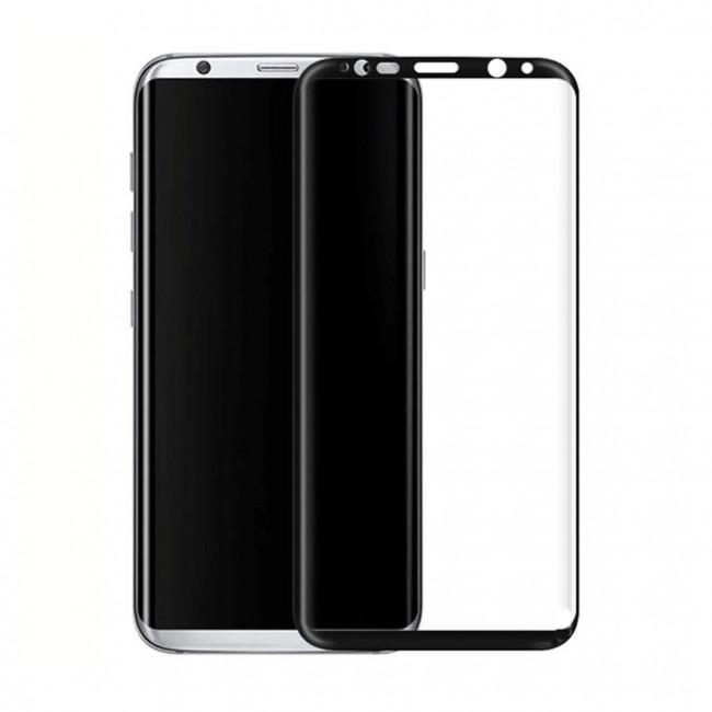 Стъклен Протектор за мобилен телефон Samsung Galaxy S8+ G955 Стъклен протектор с пълно покритие