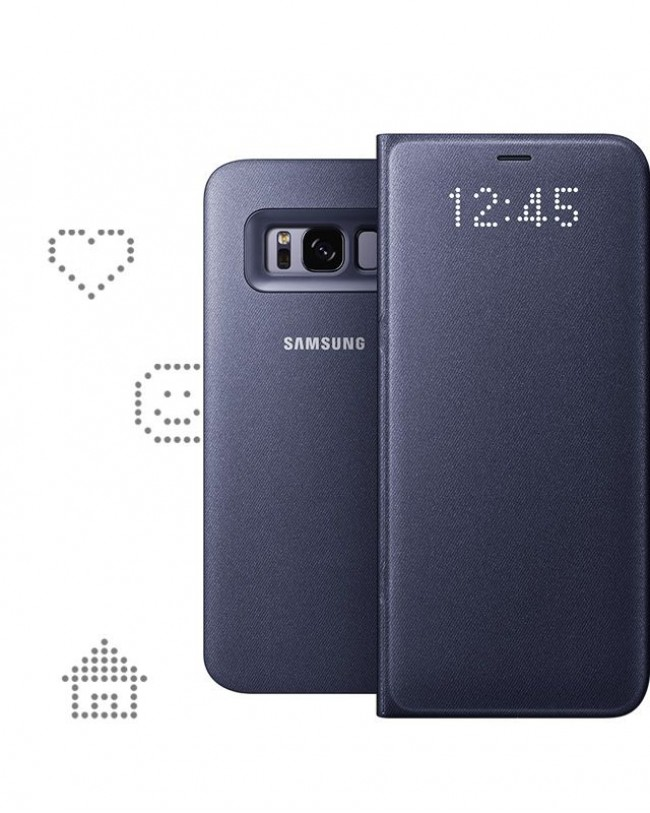Калъф за Samsung Galaxy S8 + Plus G955 Led View Cover