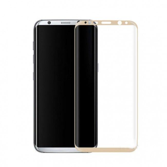 Стъклен Протектор за мобилен телефон Samsung Galaxy S9 G960 Стъклен Протектор с пълно покритие