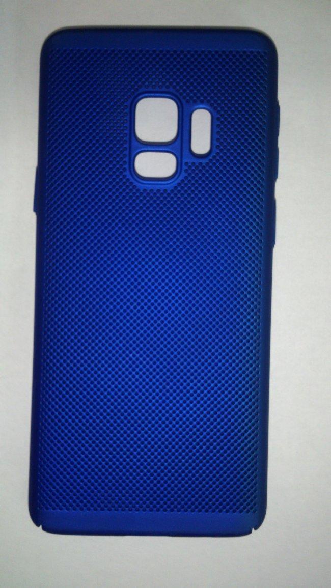 Калъф за Samsung Galaxy S9 Калъф -  Перфориран / Матов