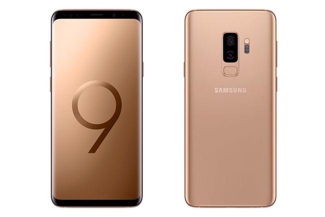 Samsung Galaxy S9 Plus Dual G965 Снимка
