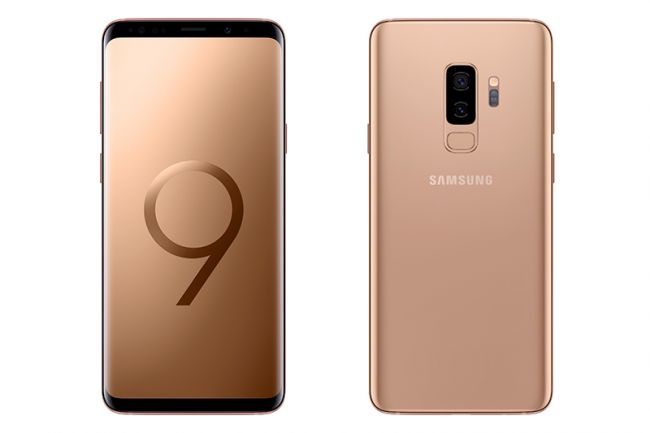 Samsung Galaxy S9 Plus G965 DUALSIM Снимка