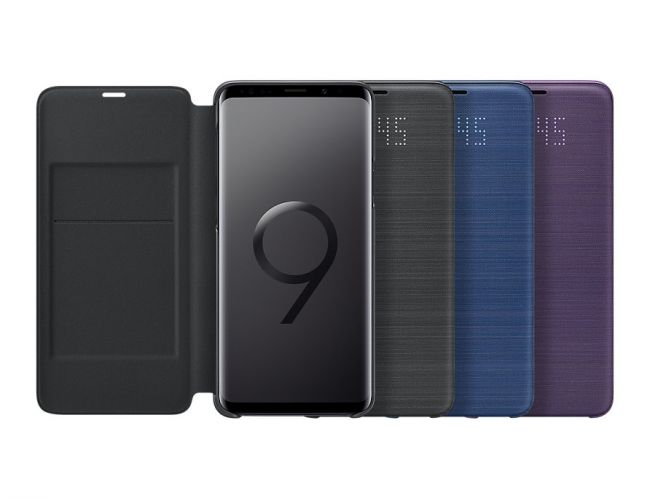 Калъф за Samsung Galaxy S9 + Plus G965  LED View Cover