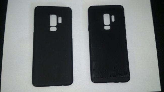 Калъф за Samsung Galaxy S9 Plus Калъф - Перфориран / Матов