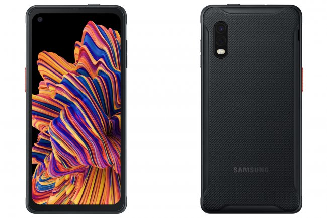 Смартфон Samsung Galaxy X Cover Pro G715 DUAL