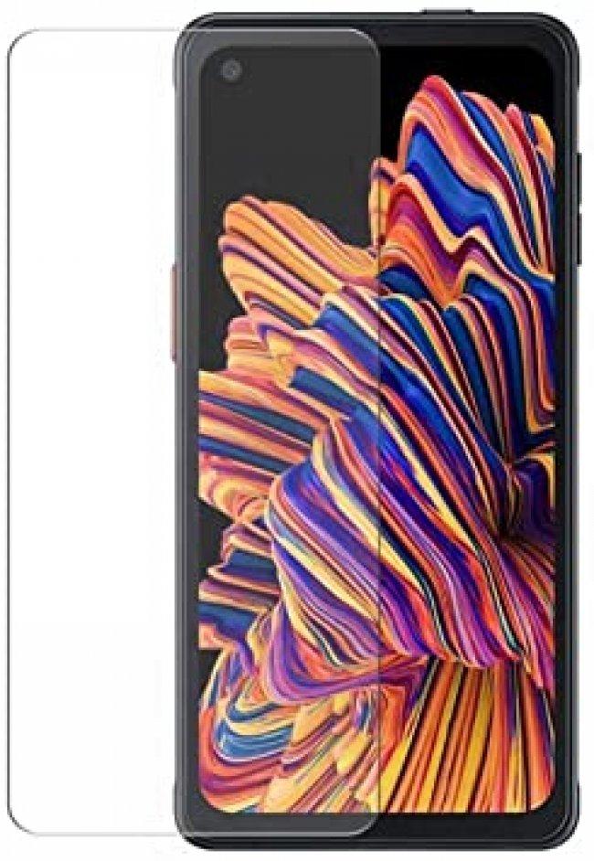 Стъклен Протектор за мобилен телефон Samsung Galaxy X Cover Pro G715 прозрачен