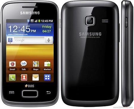 Цена на Samsung Galaxy Y S6102 Dual SIM