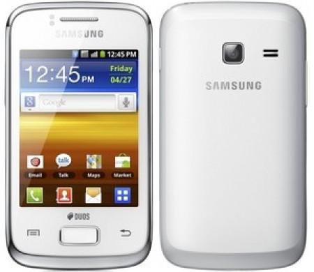 Samsung Galaxy Y S6102 Dual SIM