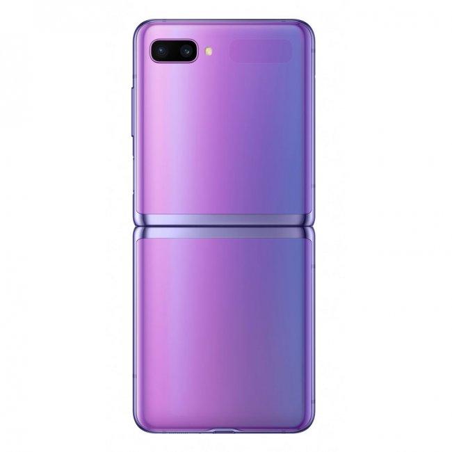 Снимки на Samsung Galaxy Z Flip DUAL F700