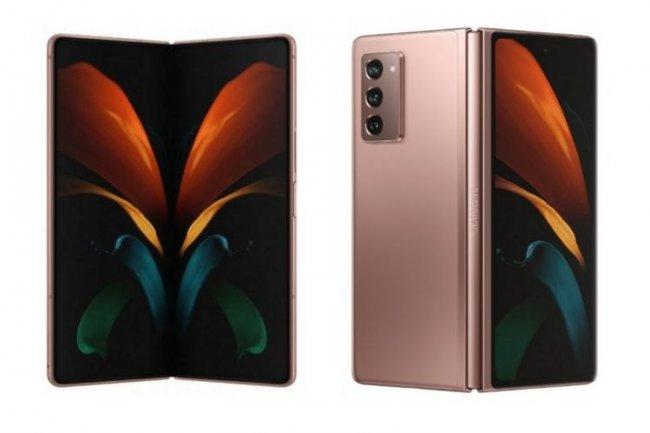 Снимки на Samsung Galaxy Z Fold 2 5G F916 DUAL