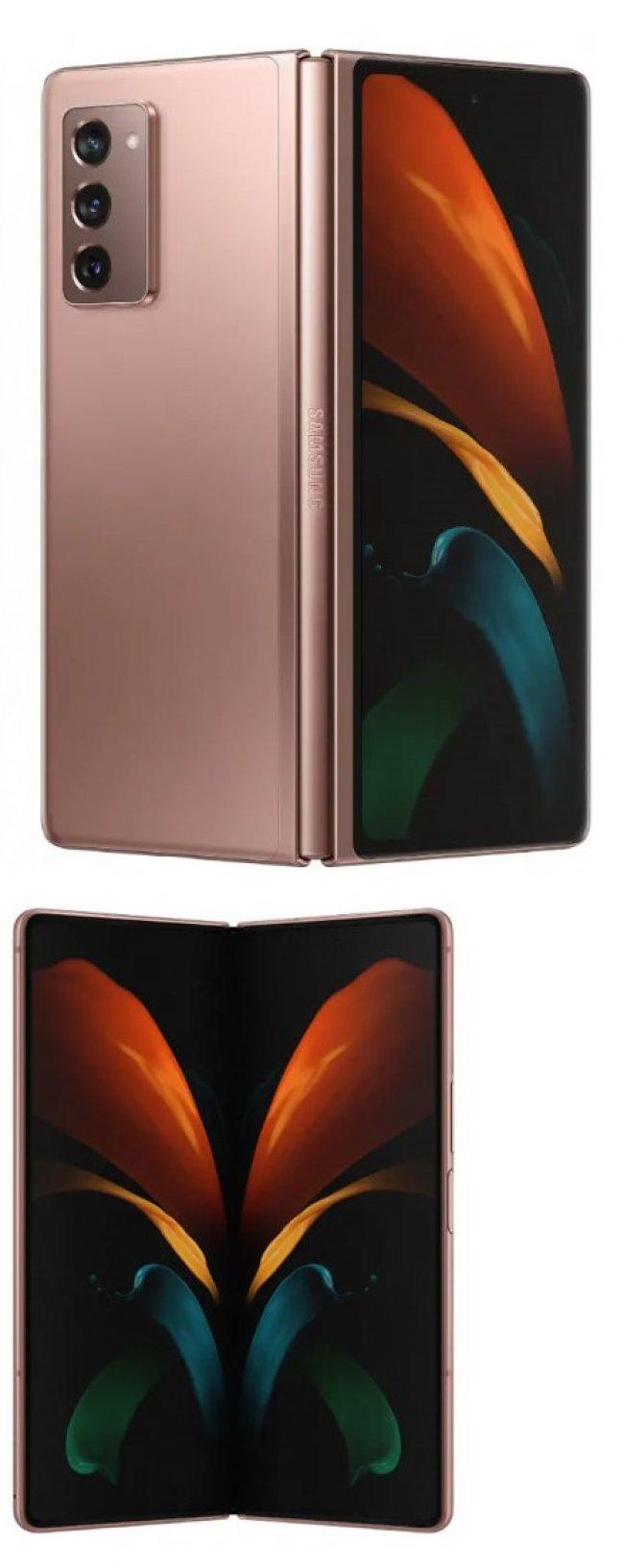 Снимка на Samsung Galaxy Z Fold 2 5G F916 DUAL