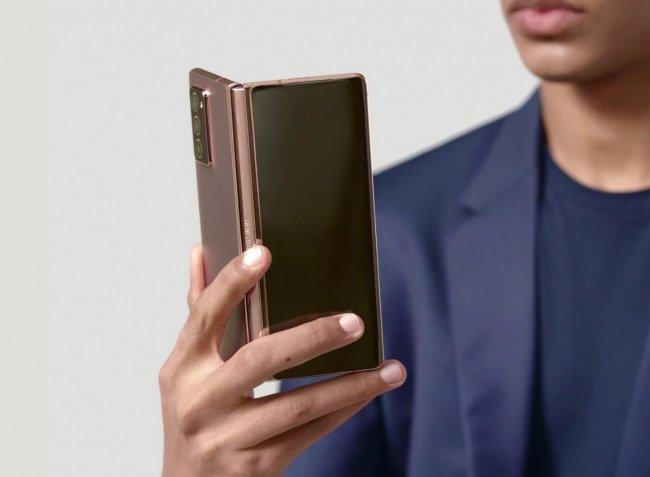 Samsung Galaxy Z Fold 2 5G F916 DUAL Снимка