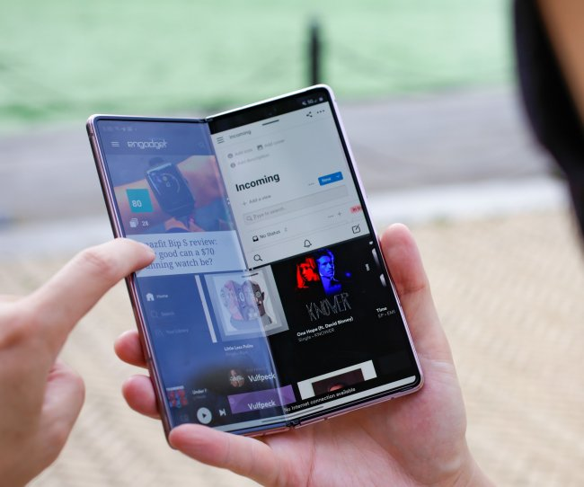 Samsung Galaxy Z Fold 2 5G F916 DUAL