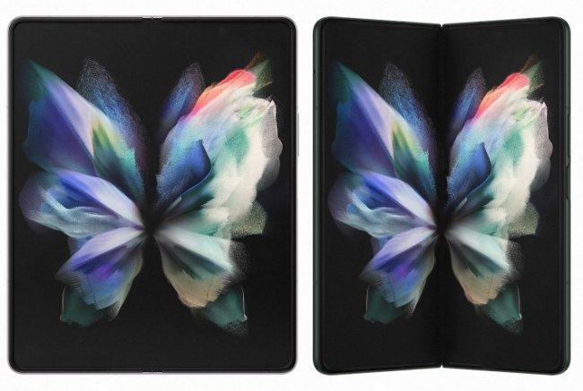 Снимка на Samsung Galaxy Z Fold 3 5G DUAL F926