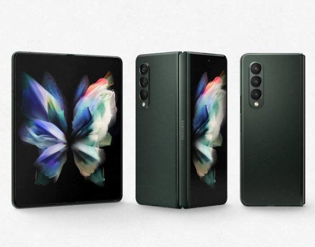 Samsung Galaxy Z Fold 3 5G DUAL F926
