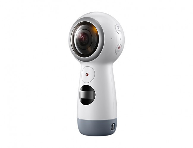 Видеонаблюдение Samsung Gear 360 2017 Camera
