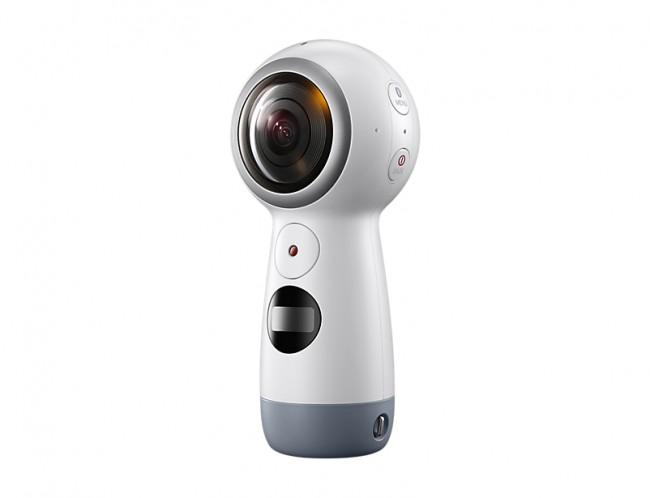 Видеонаблюдение Samsung Gear 360 2017 R210 Camera