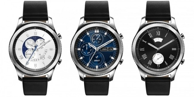 Smart Watch Samsung Gear S3 classic LTE