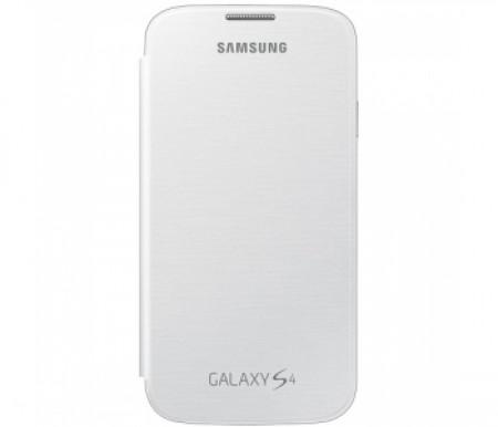 Калъф за Samsung I9500 Galaxy S4 Flip Cover EF-FI950BWEGWW