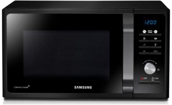 Микровълнова печка Samsung MG23F301TAK