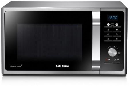 Микровълнова печка Samsung MG23F301TAS
