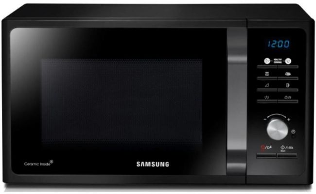 Микровълнова печка Samsung MS23F301TAK