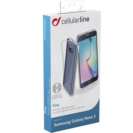 Калъф за Samsung N920i Galaxy Note 5 Fine ultrathin case