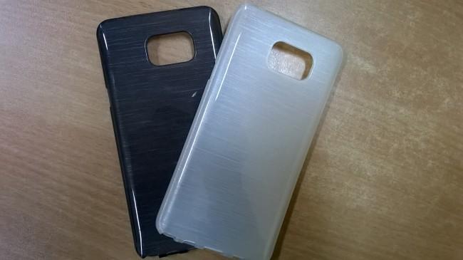 Калъф за Samsung Note 5 Jelly Case Brush