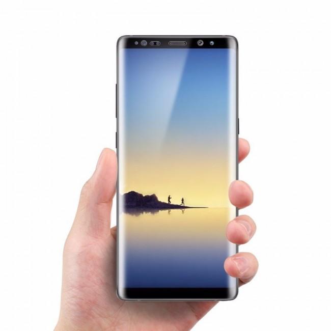 Протектор Samsung Note 8  3D Стъклен Протектор с пълно покритие