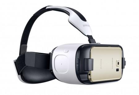 Снимки на Samsung очила за виртуална реалност Gear VR 2015 edition