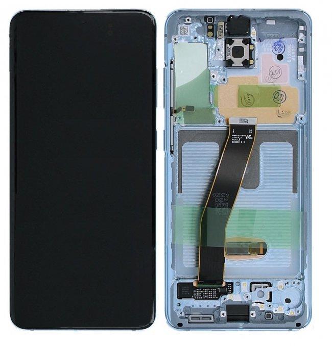 Дисплей LCD Samsung S20 G980F DUAL