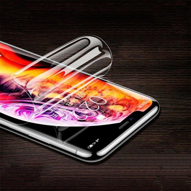 Защитно Фолио за Мобилни телефони Samsung S21 хидрогел пълно покритие