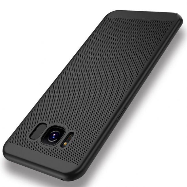 Калъф за Samsung S8 +  перфориран калъф