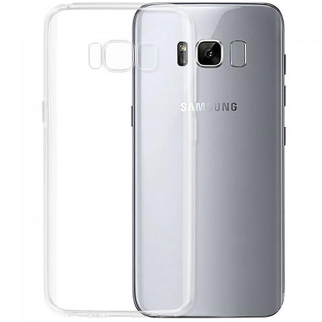 Калъф за Samsung S8 + Transparent Silicon Case