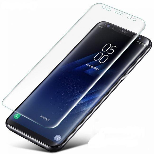 Защитно Фолио за Мобилни телефони Samsung Samsung Galaxy S8 Soft TPU пълно покритие