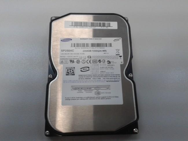 Samsung SP2504C 250GB