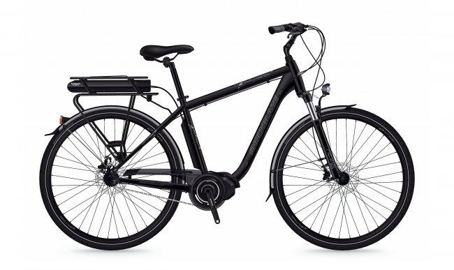Електрически велосипед ShockBlaze HARMONY MAN NEXUS 8 Di2