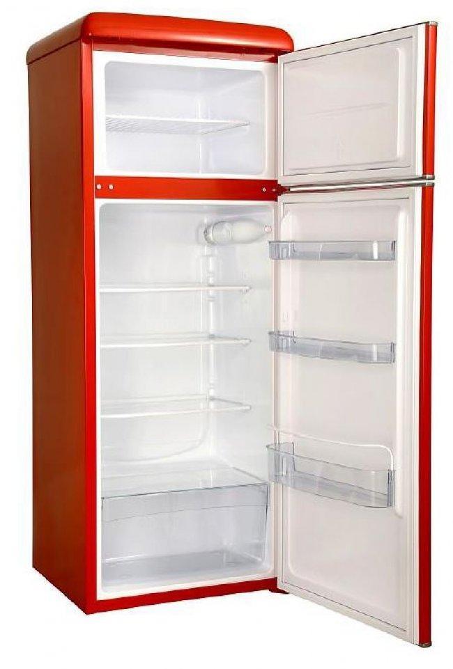 Хладилник Snaigė FR 24SM/240-PRR50E/1RR1 Red