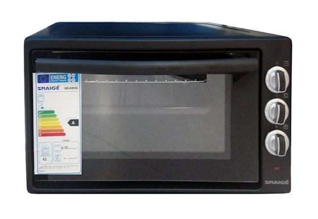 Готварска печка Snaigė SNO-4200BL