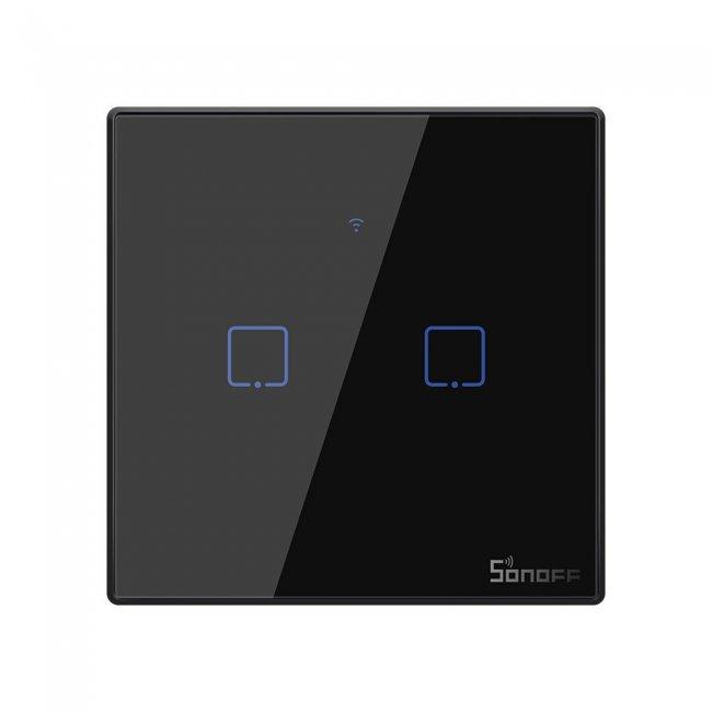 Джаджи, модерни устройства Sonoff TX T3EU2C Смарт превключвател за осветление