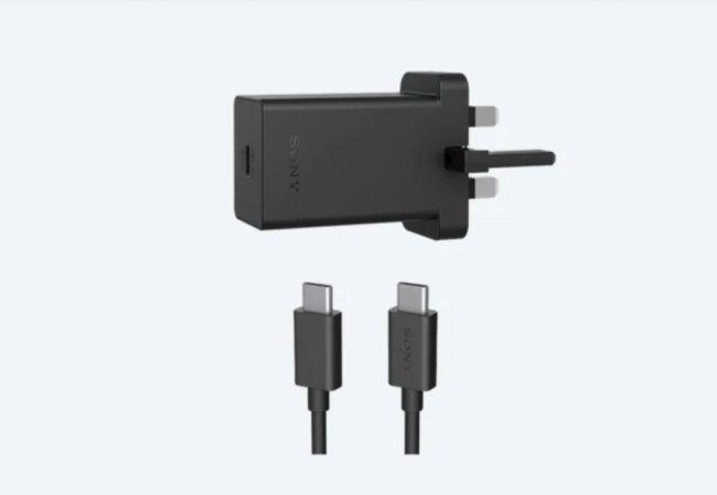Зарядни устройства Sony 30W Fast charger XQZ-UC1