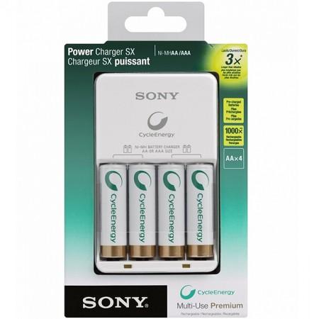 Зарядно устройство Sony BCG 34HH4KN