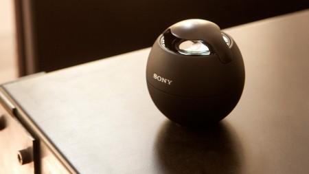 Снимки на Sony безжични колонки SRS-BTV5